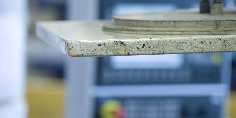 Stone on Suction Pad